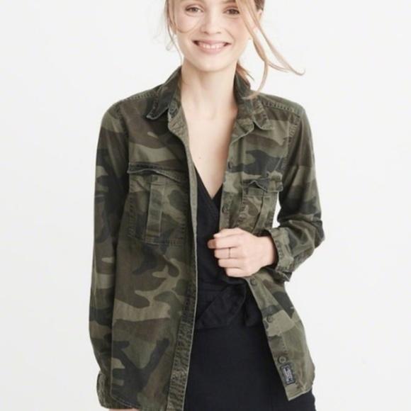 270307c090 Brand new with tags A F women s camo jacket